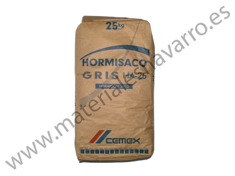 hormigon ha 25 b: