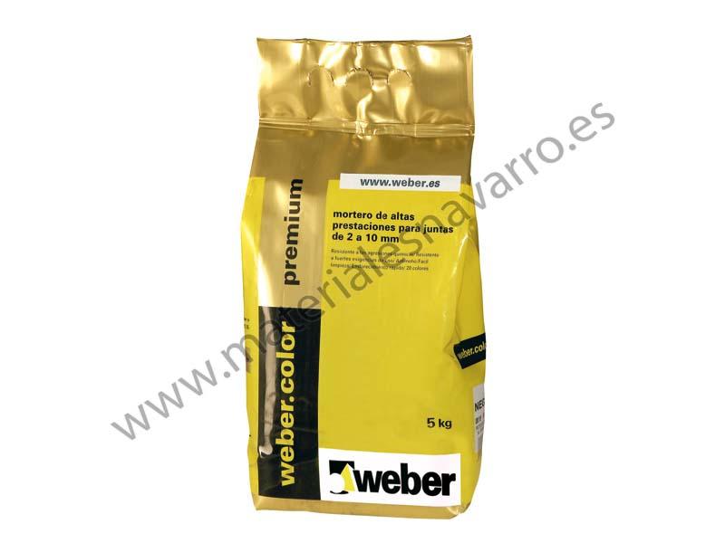 Weber color premium precio
